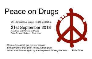 Peace on Drugs